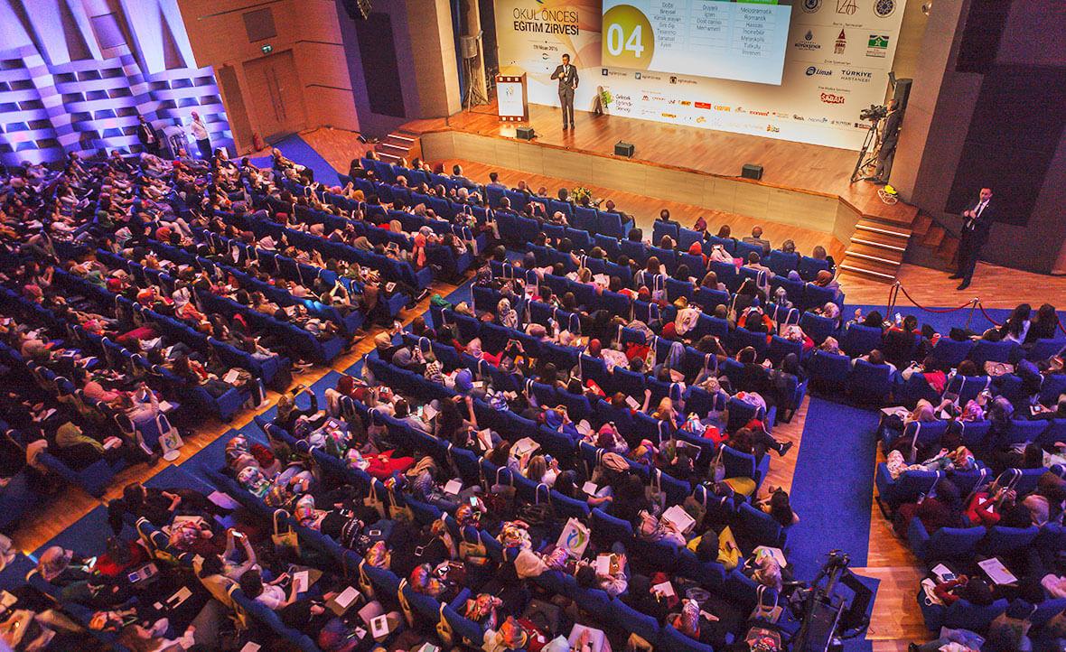 Gelecek Eğitimde Platformu - Önceki Zirveler
